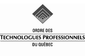 Ordre des Technologues Profressionnels du Québec - Logo