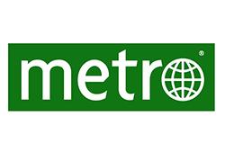 Logo - Journal Métro